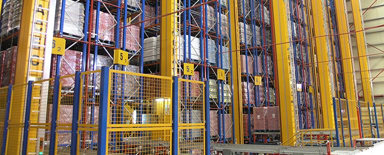 Automated Storage Retrieval System - Godrej Koerber
