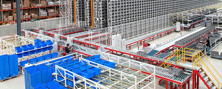 Automated Storage Solutions - Godrej Koerber